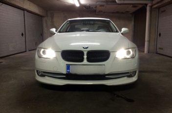 BMW 3 E92