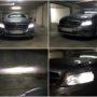 Mercedes Benz A W176 Osram LEDriving H7 Gen2 low beam collage