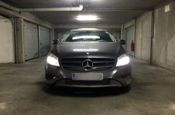 Mercedes Benz A W176