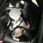 Mercedes Benz A W176 Osram LEDriving H7 Gen2 low beam installation