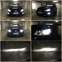 VW Golf 7 H7 LED low beam + H15 V10 LED DRL-high beam + H11 V12 LED fog lamps