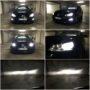 VW Golf 7 H7 LED low beam + H15 V10 LED DRL-high beam + H11 V12 LED fog lamps