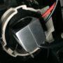 VW Golf 7 H7 LED low beam instsallation