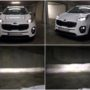 KIA Sportage V12 HB4 fog lamps collage
