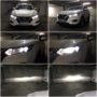 Nissan Qashqai MK2 FL H11 M8X low LED beam + H9 V12 high beam collage