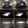 Opel Insignia A facelift K6F HIR2 bi-LED low & high beam collage