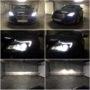 Opel Insignia A facelift K6F HIR2 bi-LED low & high beam collage