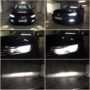 VW Passat B8 H7 M8X low beam + H9 V12 high beam + H8 V12 fog lamps collage