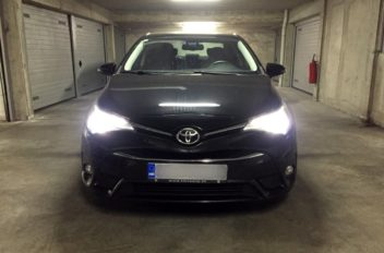 Toyota Avensis T27
