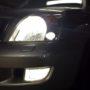 Toyota Land Cruiser 2 Osram LEDdriving H4 Gen2 low beam + HB4 V10 LED fog lights + T10 LED position bulbs side 2