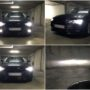 Audi A4 B8.5 Osram LEDriving gen2 H7 low beam + V12 H8 LED fog lamps + PSX26W LED DRL lights collage
