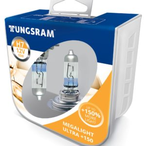 H7 Megalight 150 Tungsram 58520NXNU PB2