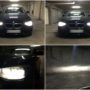 BMW 1 F20 Osram LEDriving Gen2 H7 low beam + LED H6W position bulbs collage