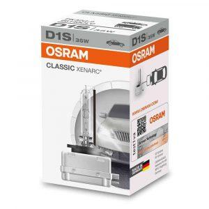 Osram D1S classic 66140CLC
