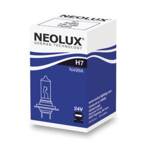 Neolux Standard H7 24V N499A