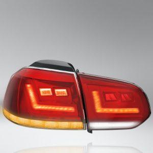 Ledriving Xenarc headlight Audi A4 B7 1