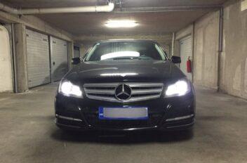 Mercedes Benz C W204