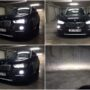 BMW X1 F48 Osram LEDriving Gen2 H7 67210CW low beam + H8 LEDriving 67219CW fog lights collage