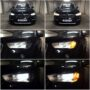BMW X1 F48 Osram PY21W LEDriving SL 7507DYP on collage