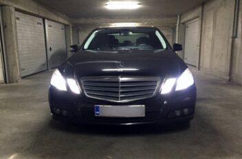 Mercedes Benz E W212