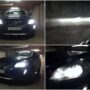 Volvo XC60 Philips Essential H7 low beam collage