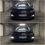 VW Passat B8 Osram LEDriving SL W21W cool white DRL collage