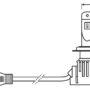 LED NIGHT BREAKER H7-LED 64210DWNB
