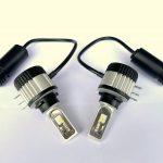 EK Lighting V10 gen2 H15 LED bulbs