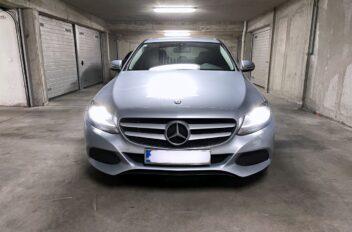 Mercedes Benz C W205