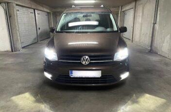 VW Caddy 3 2K