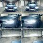 BMW 3 F31 Osram LEDriving Gen2 H7 low beam + V10 LED high beam + H6W LED position light collage