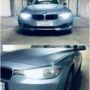 BMW 3 F31 Osram LEDriving PW24W LED DRL collage
