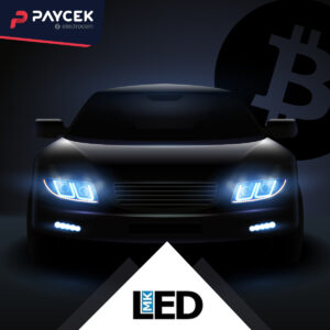 Payments with cryptocurrencies now available!