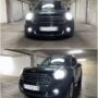 Mini Countryman R60 Osram H4 LEDriving low beam + W5W CANBUS position lights collage