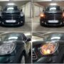 Mini Countryman R60 PY21W Osram LEDriving front + W5W LED direction indicators collage