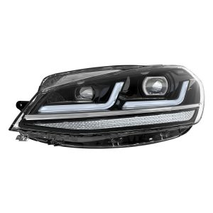 OSRAM LEDriving headlights for Golf 7.5 - Black Edition (2)