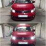 VW Caddy 3 FL1 Osram LEDriving SL P215W DRL collage