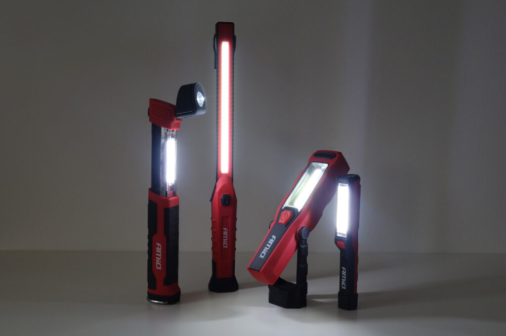 AMiO inspection torch WT family 2
