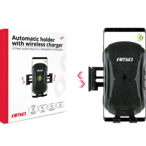 Automatic holder with wireless charger PHW-02 HQ 02161 1