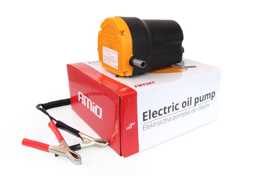 Electric oil pump 12V 01994 3