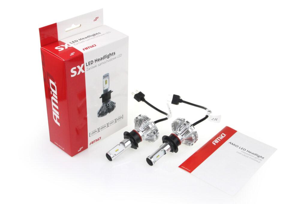 LED Headlight SX AMiO H7 01063 6