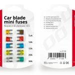 Mini fuse 10pts blister 01139