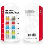 Standard fuse 10pts blister 01138