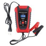 AMiO Battery digital charger 12V-24V - 6A-3A - DBC-03 02379 1