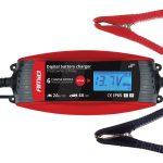 AMiO Battery digital charger 6V-12V - 2A-4A - DVL DBC-4A 02088 1