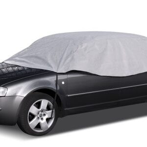 Anti-frost car cover