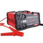 Battery charger 12A 6-12V with jump starter 75 A 02400 1