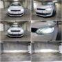 VW Polo 6R with Yeaky D3S 5500K xenon bulbs collage