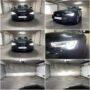 Audi A5 B8.5 sportback with M-Tech D3S 6000K bi-xenon low high beam collage