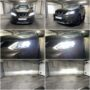 Nissan Qashqai MK2 FL H11 Philips Ultinon Essential LED beam + H7 V12 high beam collage